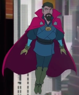 Stephen Strange (Earth-17628)
