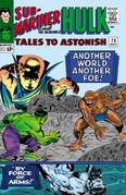 Tales to Astonish Vol 1 73
