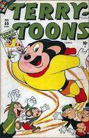 Terry-Toons Comics Vol 1 55