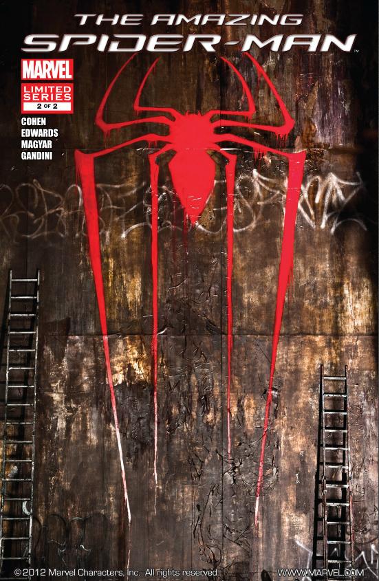 The Amazing Spider-Man: The Movie Vol 1 2