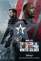 The Falcon and The Winter Soldier poster ita 002
