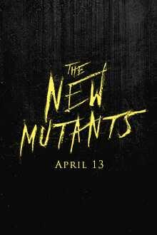 The New Mutants (film) poster 001.jpg