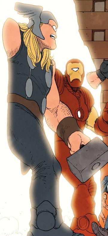 Thor Odinson (Earth-61422)