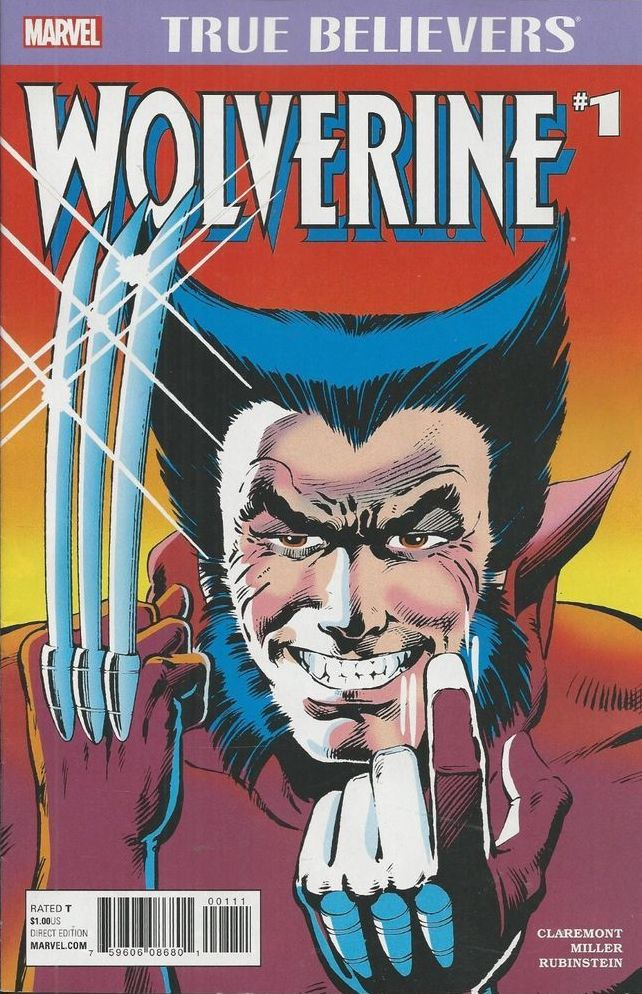 True Believers: Wolverine Vol 1 1