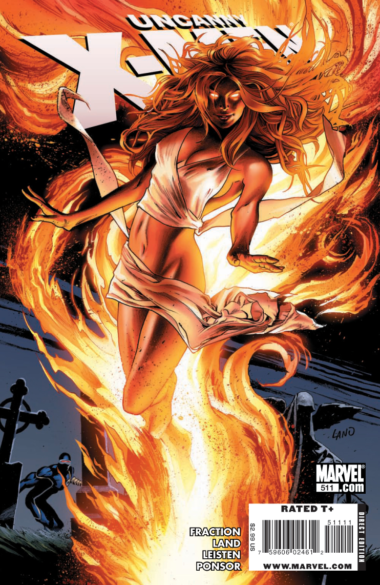 Uncanny X-Men Vol 1 511