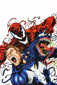 Venom Carnage Unleashed Vol 1 3 Textless