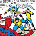 X-Men (Mysterio's Androids)
