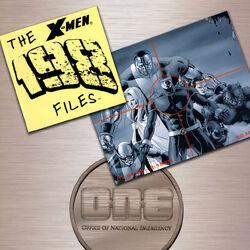 X-Men: The 198 Files Vol 1 1