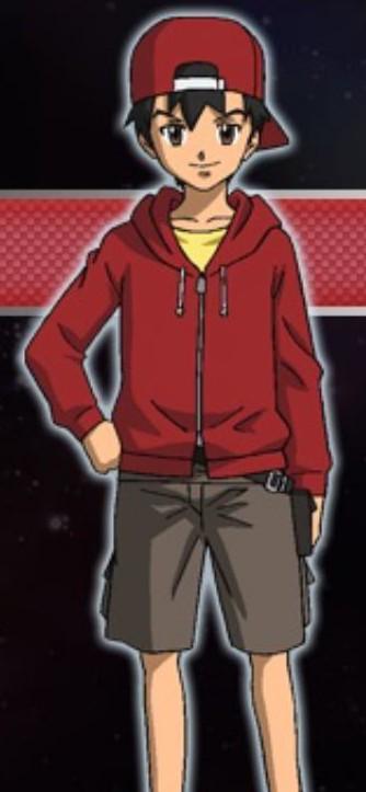 Akira Akatsuki (Earth-14042)