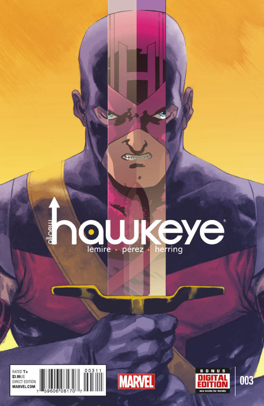 All-New Hawkeye Vol 1 3