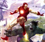 Antony Stark (Earth-616) from Mythos Captain America Vol 1 1 001