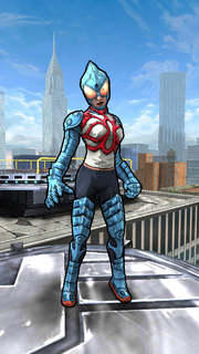 Anya Corazon (Earth-TRN552) from Spider-Man Unlimited (video game).png