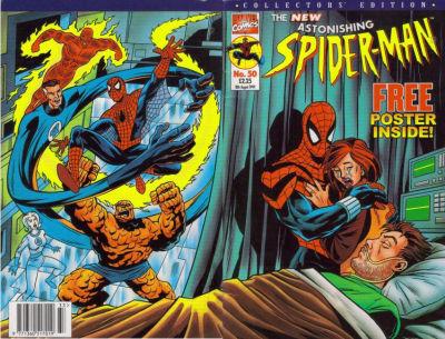 Astonishing Spider-Man Vol 1 50