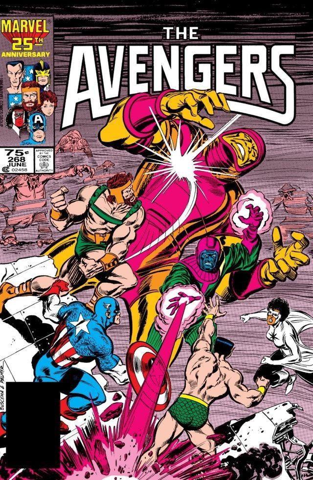 Avengers Vol 1 268