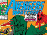 Avengers West Coast Vol 2 61