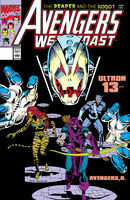 Avengers West Coast Vol 1 66