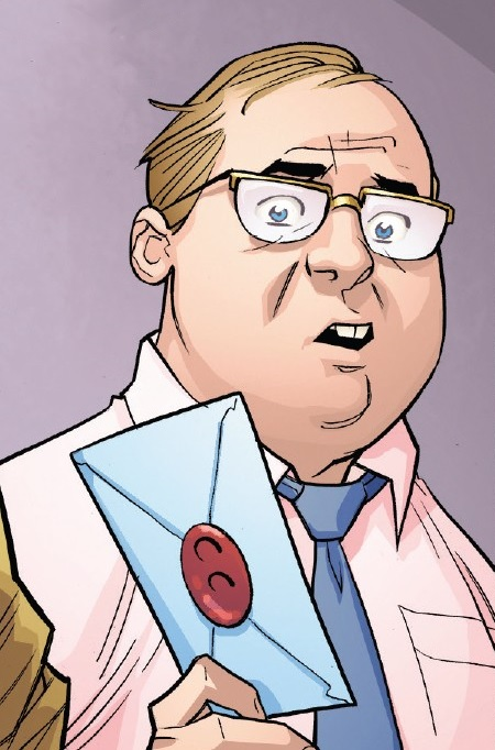 Barney Bushkin (Earth-616)