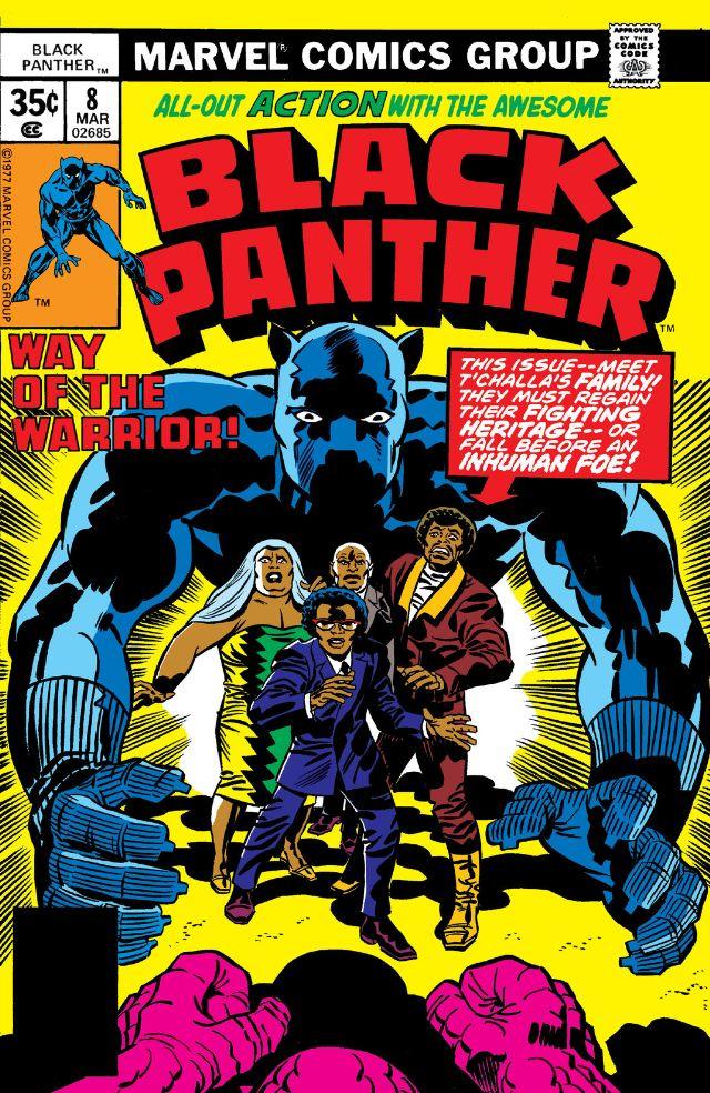 Black Panther Vol 1 8