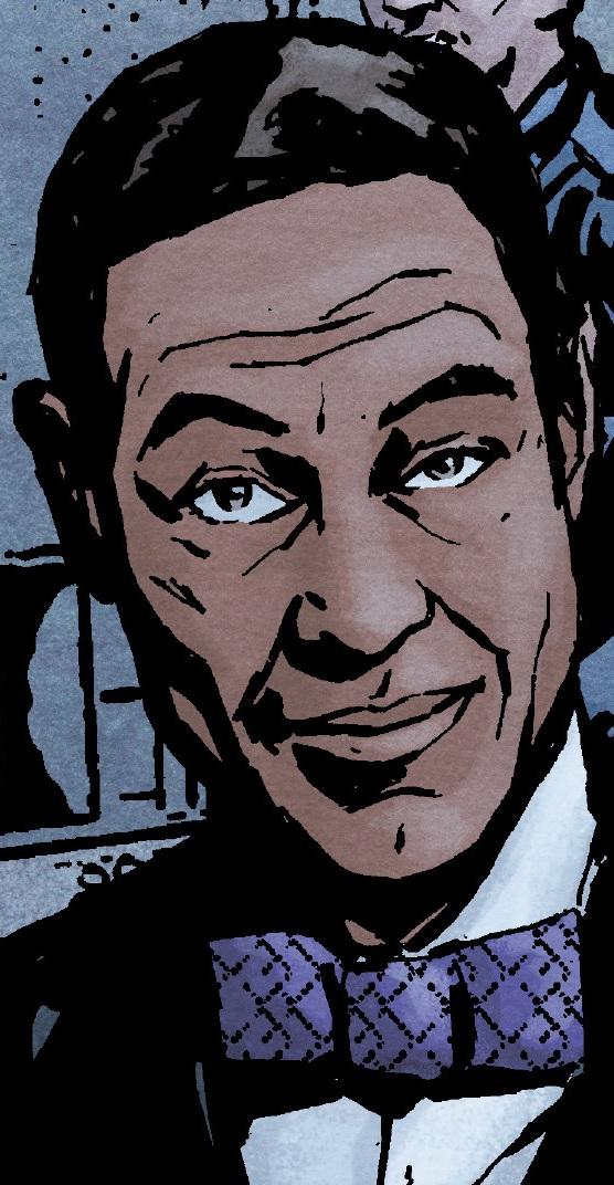 Bradley Costello (Earth-616)