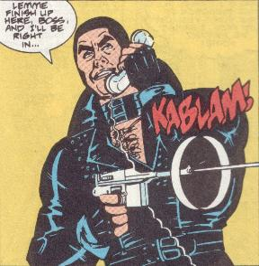 Bruce Crossman (Earth-616)