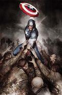 Captain America Hail Hydra Vol 1 4 Textless