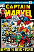 Captain Marvel Vol 1 23