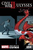 Civil War II Ulysses Infinite Comic Vol 1 4