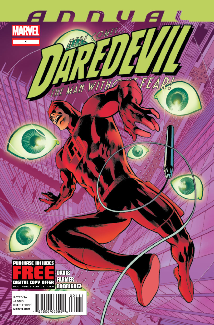 Daredevil Annual Vol 3 1