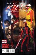 Deadpool Kills the Marvel Universe Vol 1 1
