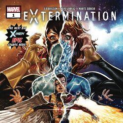 Extermination Vol 1 1