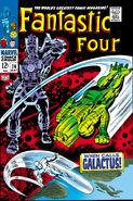 Fantastic Four Vol 1 74