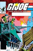G.I. Joe A Real American Hero Vol 1 50