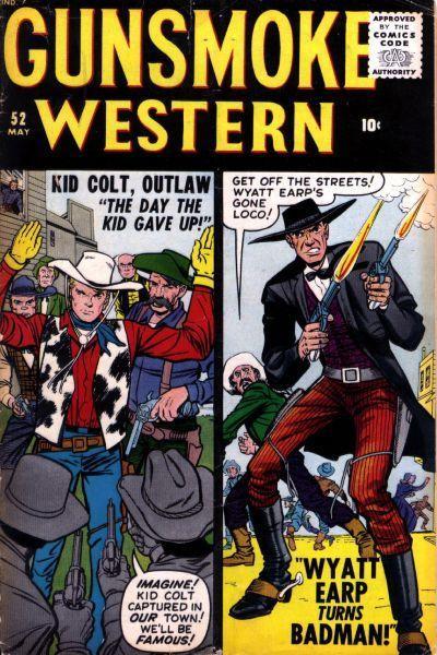 Gunsmoke Western Vol 1 52