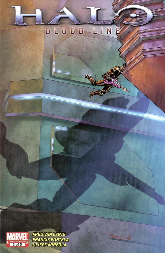 Halo: Bloodline Vol 1 3