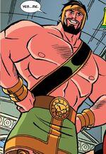 Hercules Panhellenios (Earth-8096)