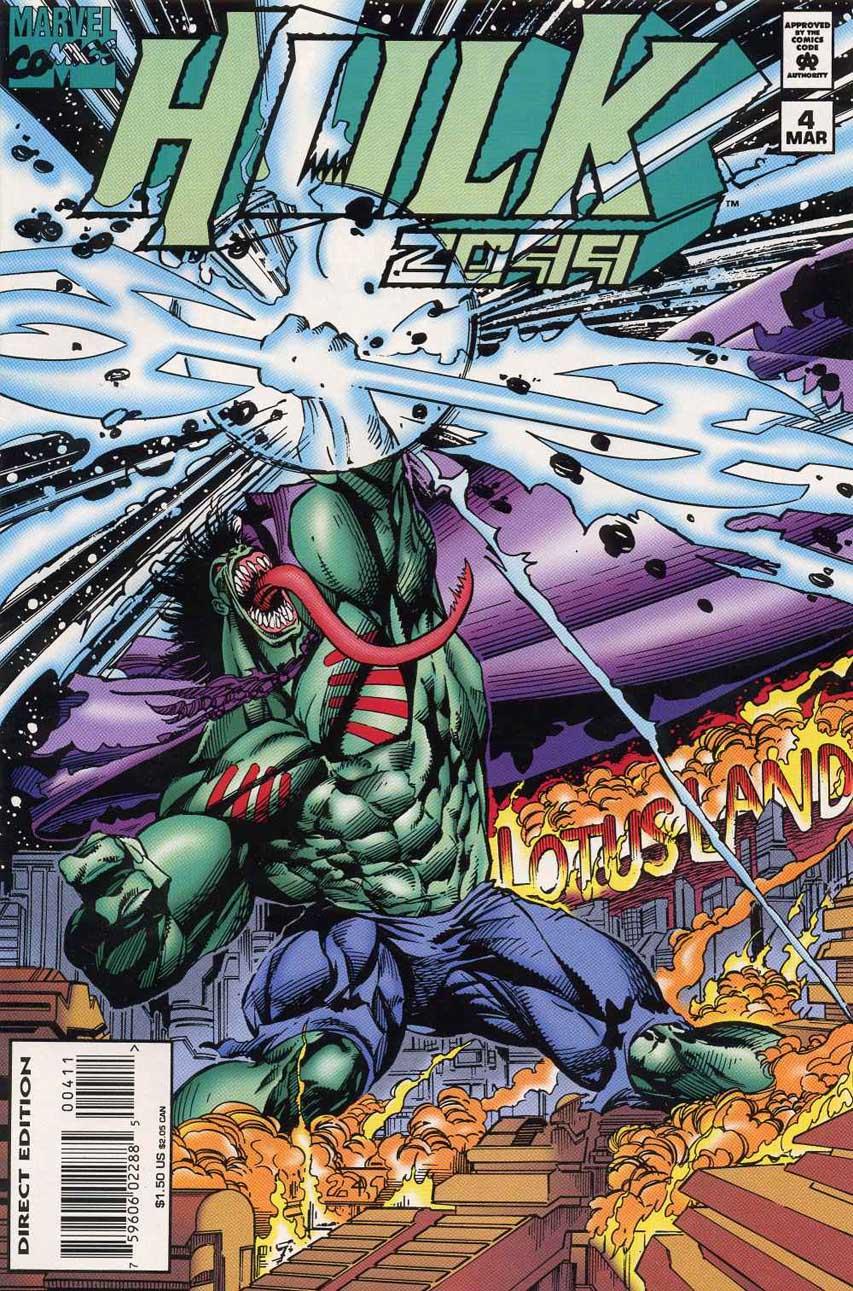 Hulk 2099 Vol 1 4