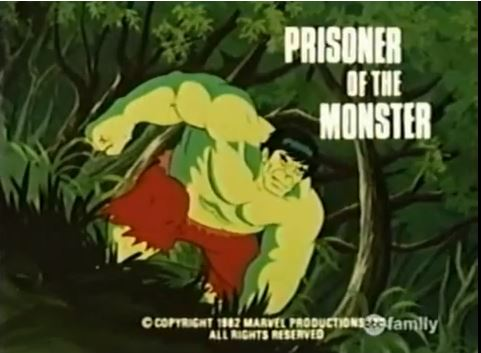 Incredible Hulk (1982 animated series) Season 1 2