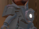 Iron Man Armor (Scuba Suit) (Earth-13122)