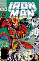 Iron Man Vol 1 281