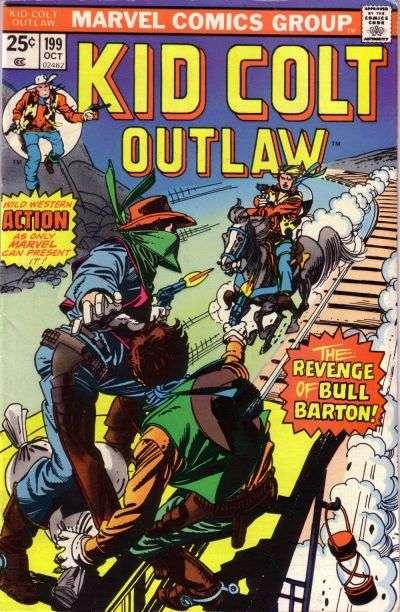 Kid Colt Outlaw Vol 1 199