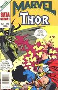 Marvel 4 1992 thor