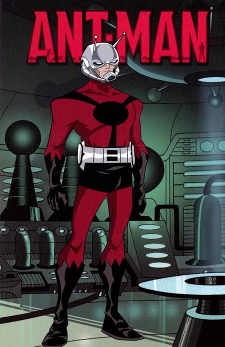 Marvel Universe: Ant-Man Digest Vol 1