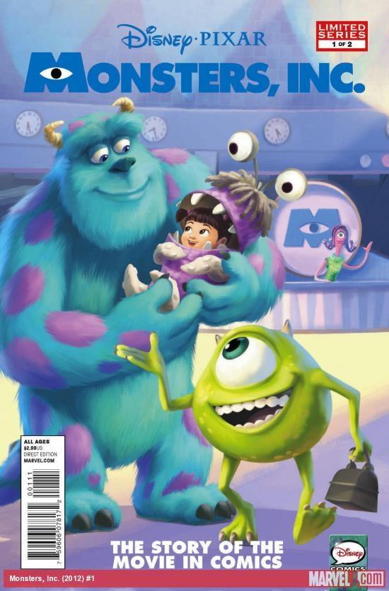 Monsters, Inc. Vol 1 1