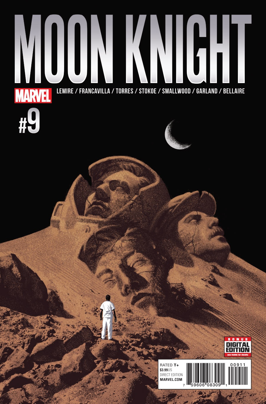 Moon Knight Vol 8 9