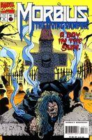 Morbius The Living Vampire Vol 1 28