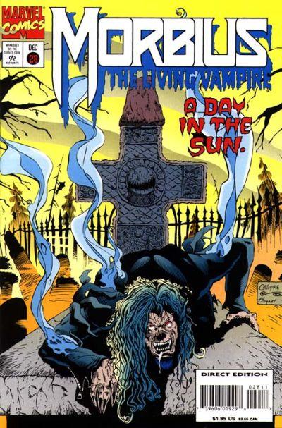 Morbius: The Living Vampire Vol 1 28