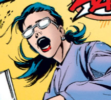 Ms. O'Shea (Earth-616)