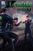 Nation X X-Factor Vol 1 1