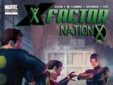 Nation X: X-Factor Vol 1 1