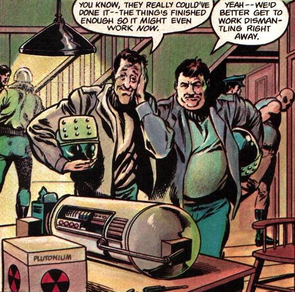 Nuclear Emergency Search Team (Earth-616)